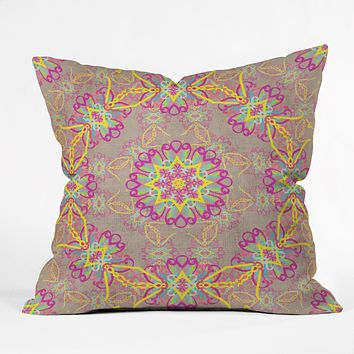 Lisa Argyropoulos Dancer Throw Pillow