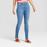 Women's High-Rise Skinny Jeans - Universal Thread™ Medium Wash