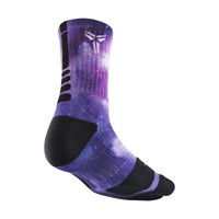 Nike Kobe Moonwalk Elite Crew Basketball Socks - Multi-Color