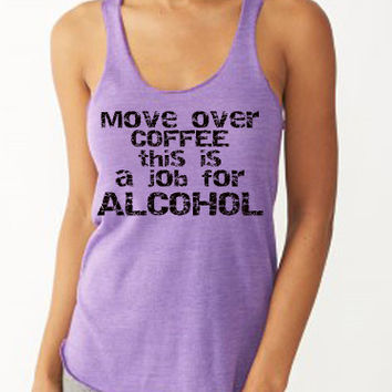 Move Over Coffee This Is A Job for Alcohol Eco Tank