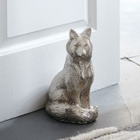 Franklin the Fox Doorstop