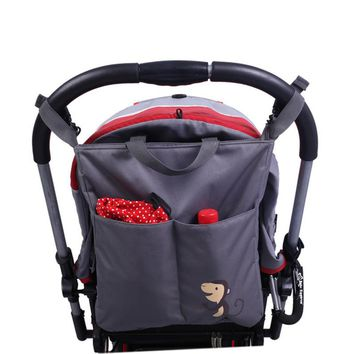 Organizer Stroller Accessories Diaper Bags Backpack Diaper Backpack Baby Diaper