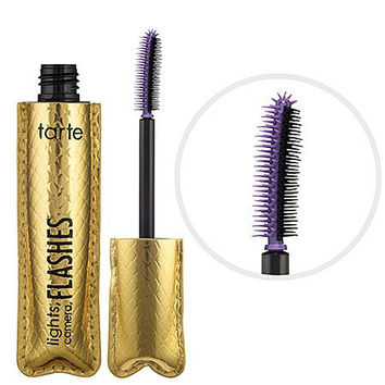 tarte lights, camera, flashes statement mascara