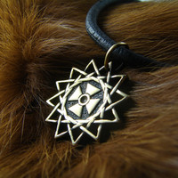 Star Ertsgamma, Amulet,  ancient christian star, pendant ertsgamma, gift for men, woman, Talisman, A religious symbol