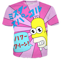 Mr Sparkle Is #1