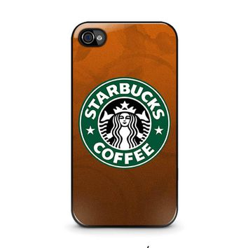STARBUCKS iPhone 4 / 4S Case Cover