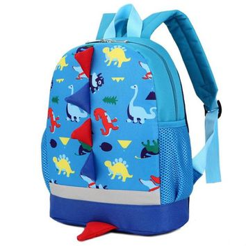 Toddler Backpack class Xiniu high quality baby boys girls kids backpacks dinosaur pattern animals backpack toddler school bag fashion shoulder bag 2018 AT_50_3