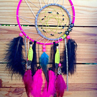 Custom Order Moon Double Dream Catcher -RESERVED