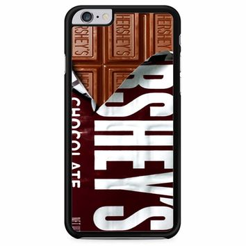 Hershey Candy Bar iPhone 6 Plus/ 6S Plus Case