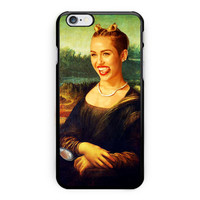 Monalisa Miley Cyrus iPhone 6 Case