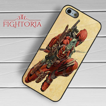 Shoot Me - zzLi Deadpool - zzD for  iPhone 6S case, iPhone 5s case, iPhone 6 case, iPhone 4S, Samsung S6 Edge