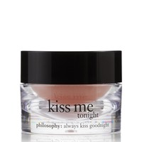 kiss me tonight | intense lip therapy | philosophy