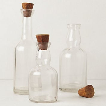 Corked Decanter