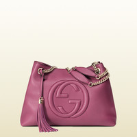 Gucci - soho leather tote 308982A7M0G5535