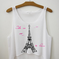 Take me to Paris - Hipster Tops