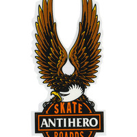 Anti Hero Nothing's Free Sticker Multi One Size For Men 27599195701