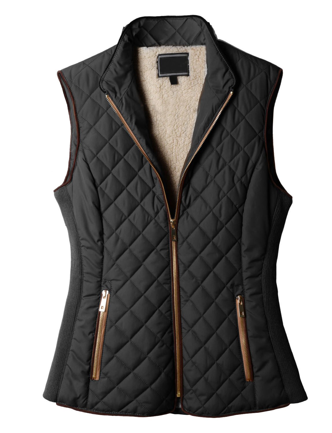 Le3no Womens Lightweight Quilted Puffer From Le3no New