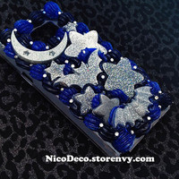 Gothy Starry Night Sky Halloween decoden cell phone case for Samsung Galaxy Note 5
