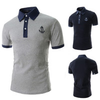 U.S Navy Slim Polo Tee
