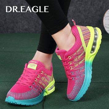 DR.EAGLE - Ladies Breathable Gym Sneakers*