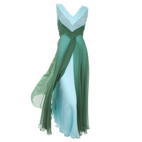 Valentino Boutique - Valentino Boutique Silk Chiffon Gown