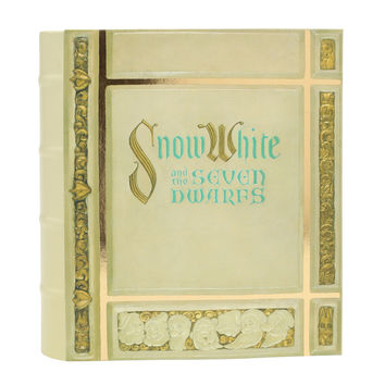 Disney Snow White And The Seven Dwarfs Note Card Gift Box