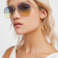 Free People Endless Summer Aviator