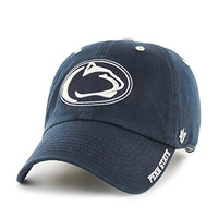 NCAA Penn State Nittany Lions Ice Clean Up Adjustable Hat, Navy, One Size, Navy