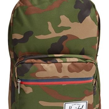 Men's Herschel Supply Co. 'Pop Quiz' Backpack - Green