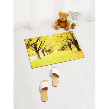 Tree Avenue Doormat