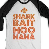 White/Black T-Shirt | Funny Finding Nemo Shirts