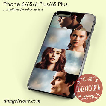 the mortal instruments city of bones characters Phone case for iPhone 6/6s/6 Plus/6S plus