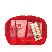 Crabtree & Evelyn Rosewater Traveller Gift Set