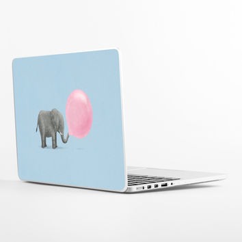 Jumbo Bubble Gum Laptop Skin