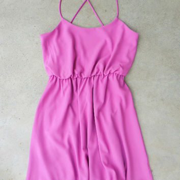 Summer Grove Dress in Orchid