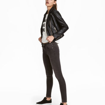 Petite fit Skinny Jeans - from H&M