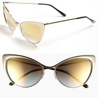 Women's Tom Ford 'Nastasya' 56mm Sunglasses