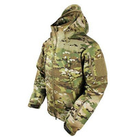 Summit Softshell Jacket Color- Multicam (X-Small)