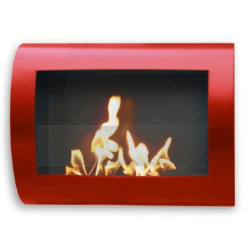Anywhere Fireplace Chelsea Wall Mounted Ethanol Fireplace
