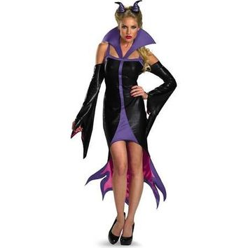 Disney's Vile Villains, Sassy Maleficent Costume