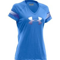 Under Armour Women's Gradient Stripe Graphic T-Shirt - Dick's Sporting Goods