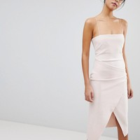 Bec & Bridge Spagetti Strap Asymmetric Dress at asos.com