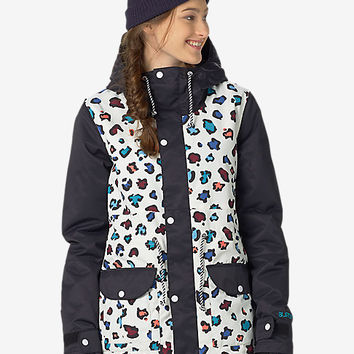 Burton TWC Troublemaker Jacket | Burton Snowboards Winter 16