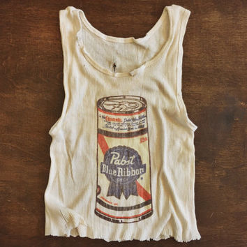Cheap Beer paperthin summer tank