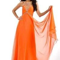 Party Time Dress 6199 Prom Dress - PeachesBoutique.com