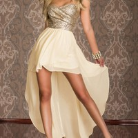 Bra Chest Wrapped Dress A2