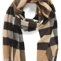 Men's Burberry Cashmere Scarf