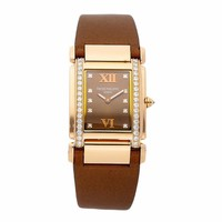 Patek Philippe Twenty-4 quartz womens Watch 4920R-001 (Certified Pre-owned)