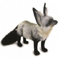 Bat-Eared Fox Plush 4068