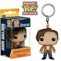 Funko Pocket Pop: Doctor Who - Dr #11 Keychain
